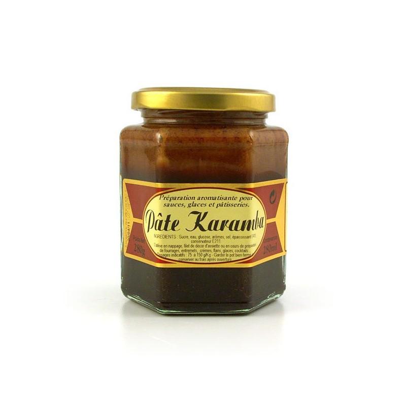 Pâte Karamba