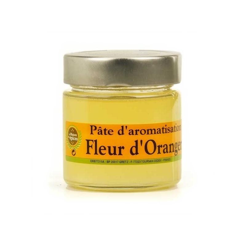 Pâte Fleur d'oranger