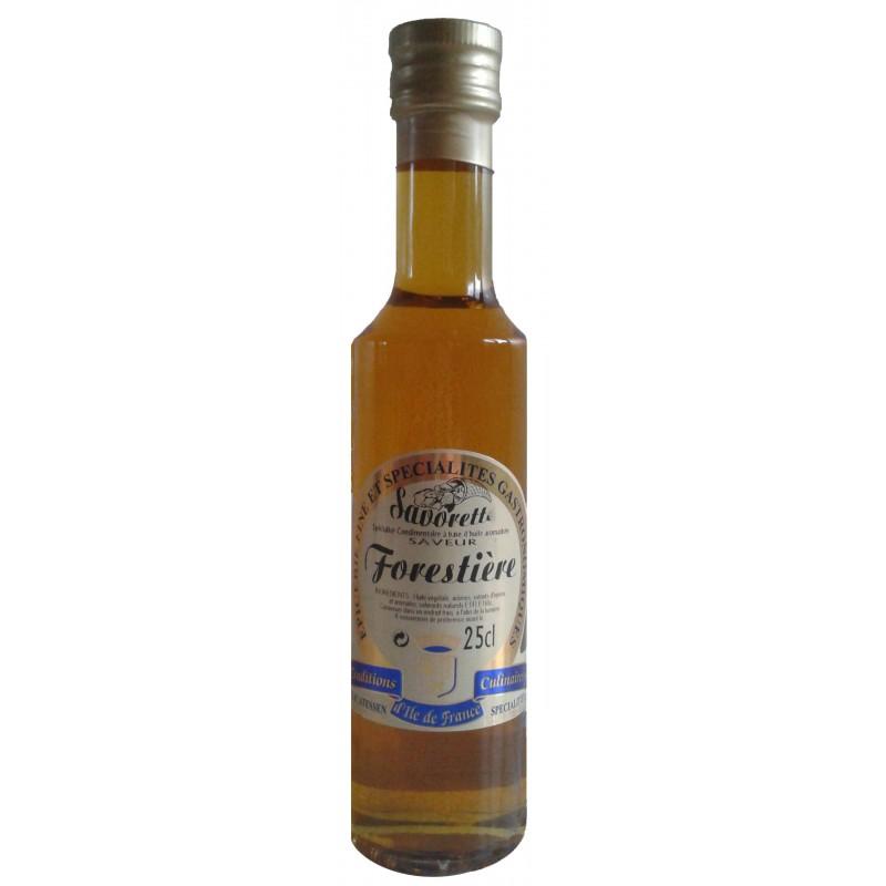 Huile Savorette aromatisée Forestière