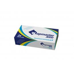 Papier aluminium pour Wrapmaster 3000