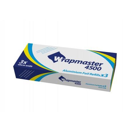 Papier aluminium pour Wrapmaster 4500