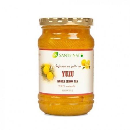 Infusion en gelée citron de Corée (Yuzu)