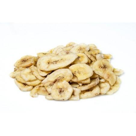 Banane déshydratée