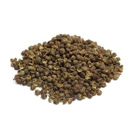 Poivre (ou baie) de Sichuan vert