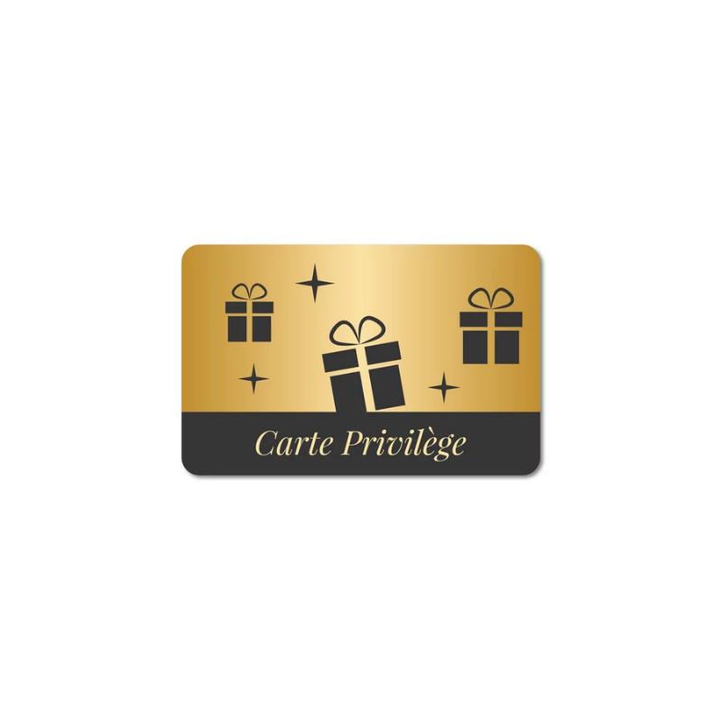 Carte Privilège UDC