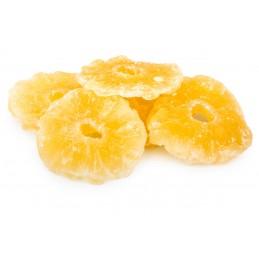 Ananas déshydraté en tranche