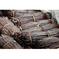 Gousses de vanille de Madagascar, Inde et Tahiti